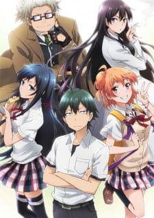 Yahari Ore no Seishun Love Comedy wa Machigatteiru OVA