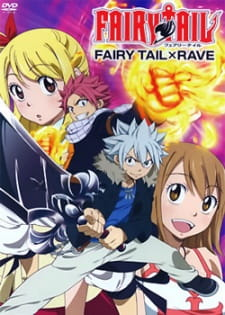Nonton Fairy Tail x Rave Subtitle Indonesia Streaming Gratis Online