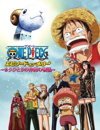 One Piece: Episode of Merry - Mou Hitori no Nakama no Monogatari, One Piece Special, One Piece: Episode of Merry - The Tale of One More Friend,  ワンピース エピソード・オブ・メリー ~もうひとりの仲間の物語~