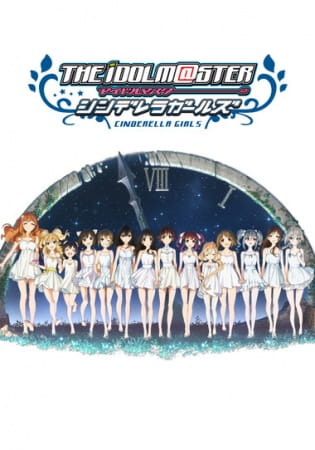 THE IDOLM@STER CINDERELLA GIRLS 2nd SEASON poster