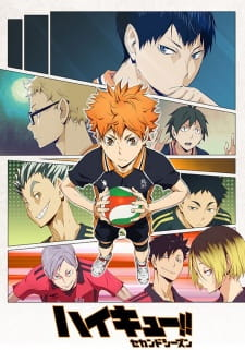 Haikyuu!! Season 2 (2015)