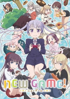 New Game! Subtitle Indonesia