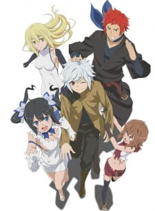 Is It Wrong to Try to Pick Up Girls in a Dungeon?: Is It Wrong to Expect a Hot Spring in a Dungeon? OVA (Dub)