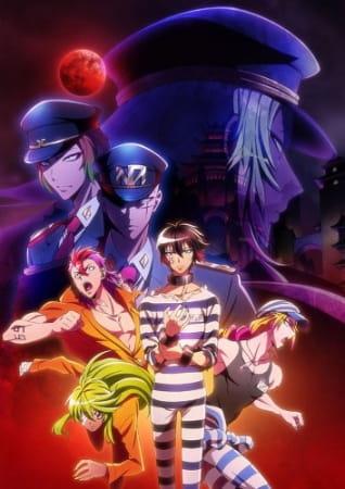 Nanbaka 2 Anime Cover