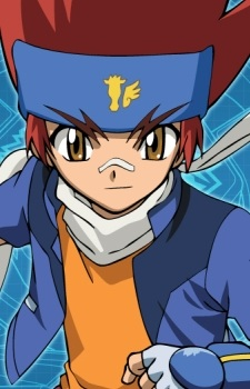 Ginga Hagane (Metal Fight Beyblade) - Pictures ...