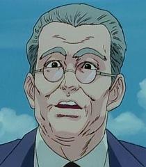 Professor Mikage