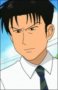 Shin's father