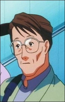 Hitomi's Father Matsuzawa