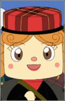 Marmalade-san