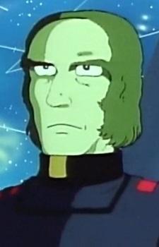 Vice-commander Garron