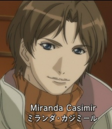 Casimir, Miranda