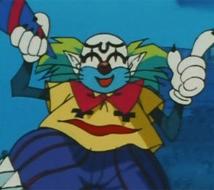 Mister Magic Pierrot