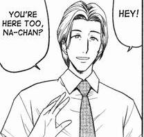 Mr. Mishima