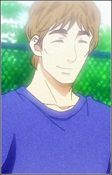 Iwasa's coach