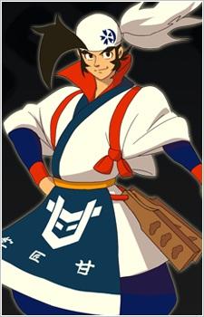 Kyougoku, Daijirou