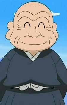 The Kinrakuji Priest