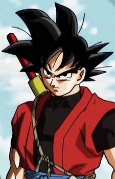 Son, Goku: Xeno