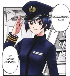 Commander Kuki