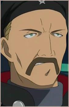 Captain Jurgens