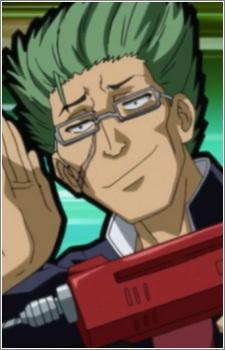 Sanada, Ryuuji