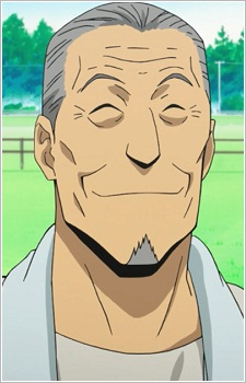 Grandfather Mikage