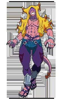 Demon Lord Asumodai