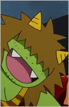 Demon from Momotaro
