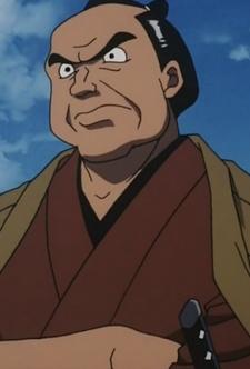 Yakuza Leader
