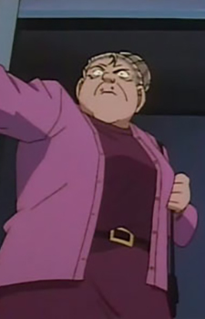 Heihachirou's Wife
