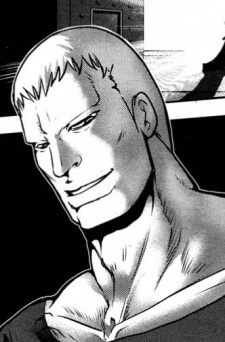 Master Sergeant Okumura
