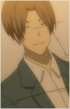Natsume's father
