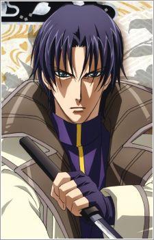Shinomori, Aoshi