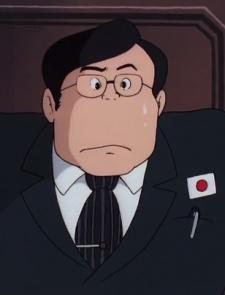 Japanese Delegate
