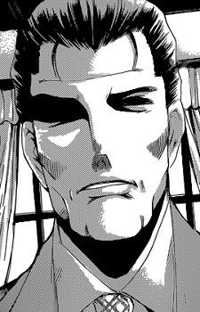 Mikasa, Father