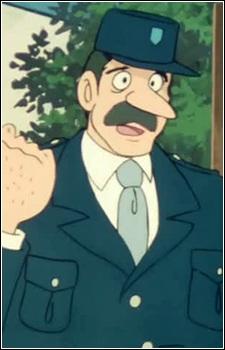 Bordeaux Police Chief