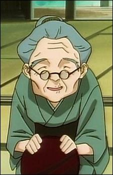 Oshou's Mother