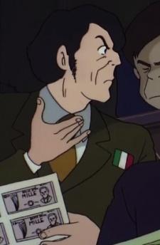 Italian Delegate