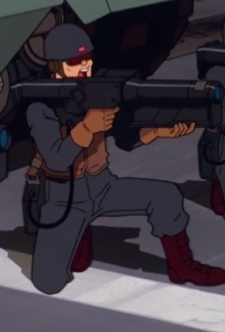 Arasaka HLR-12X Firing Squad Leader