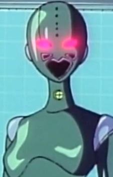 Cyborg spy