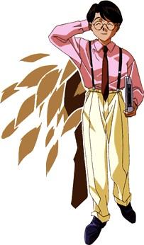 Yaegashi, Yoshiki