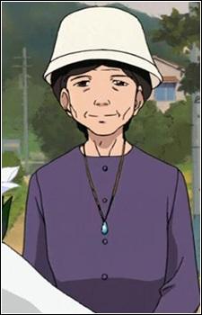 Shizuko's mother