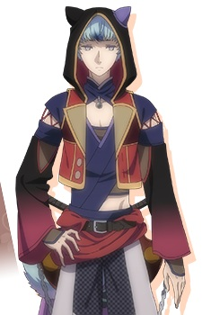 Yuri, Kamanosuke