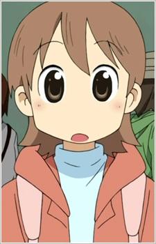 yuuko aioi nichijou nichijou no 0 wa pictures myanimelist net