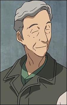 Toshiya's Grandfather