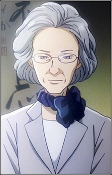 Wakamiya, Grandmother