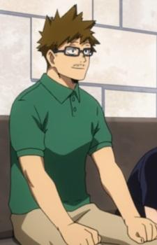 Masaru Bakugou
