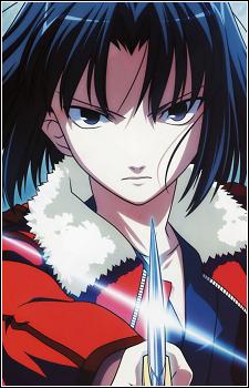 Kara No Kyoukai Shiki Ryougi