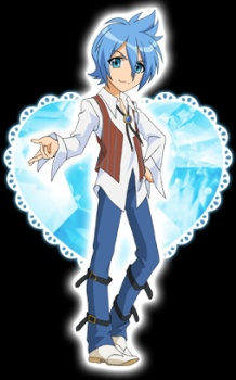 Ozaki, Blue Knight