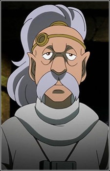 Professor Toporo