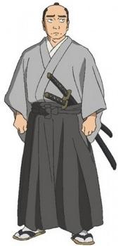 Samurai Envoy